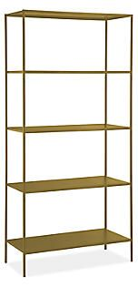 Slim Bookcases in Colors - Bookcases & Shelves - Office - Room & Board