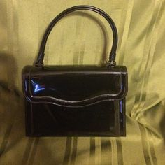 Vintage Theodore California Purse Cute 1960's Patent Leather Theodore California Purse. Great condition with normal signs of wear and age. Theodore California Bags