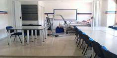 Aula Taller de Enfermería y Sociosanitaria de Academia Vetusta. Nuevas instalaciones.