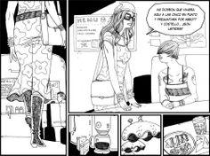 Sicarios ~ Guión: Roberto Corroto ~ Dibujo: Ertito Montana ~ http://www.zona00.com/webcomic-sicarios.php