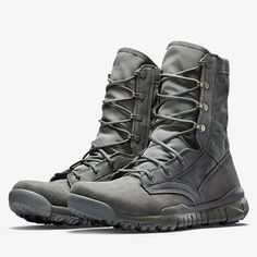 When you need a new boot wether switching to Nike or upgrading your originals, the Nike SFB GEN 2 will have you back and keep you going! Nike Boots Mens, Nike Sfb Boots, Nike Shoes, Sneakers Nike, Nike Men, Tactical Shoes, Tactical Wear, Tactical Clothing, Urbane Mode
