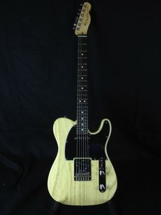 Fender American Standard Tele Natural Ash