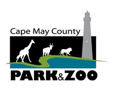 Cape May County Park and Zoo Main Logo