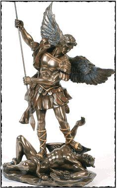 statue of Michael