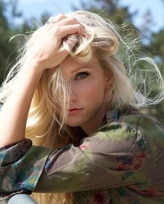 Heather Morris by: @audreydouglass
