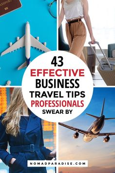 Expert Business Travel Tips