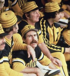 Image Detail for - Phil Garner - 1979 - Classic Photos of the Pittsburgh Pirates… Pittsburgh Sports, Pittsburgh Pirates, Sports Baseball, Baseball Players, Baseball Stuff, Baseball Cards, Mlb Uniforms, Pirate Photo, No Crying In Baseball