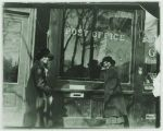 Women in front of Post Office on Miner Street :: Des Plaines History