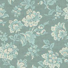 ARROW in EVERGREEN Makower Quilting Craft Cotton Blender Fabric BIJOUX