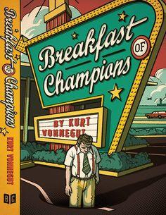 Breakfast for Champions, Kurt Vonnegut (1973)