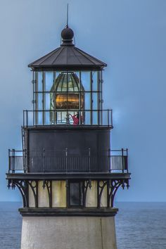 Yaquina Head Lighthouse by DK Baker, via 500px