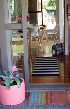 Cheerful welcome | Bibby + Brady Hamilton Home