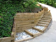26 best images about Timber Stairs