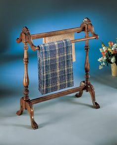 Plantation Cherry Blanket Stand - List price: $315.00 Price: $219.00