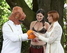 Star Wars wedding? I feel that Micah would be all about this.