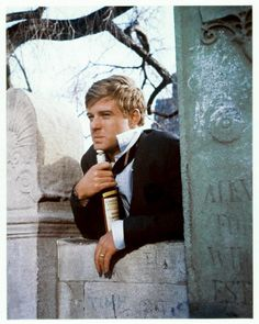 Robert Redford // Paul Bratter On the set of….. 'Barefoot in the Park' (1967)