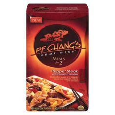 I'm learning all about P.f. Chang's Pepper Steak at @Influenster!
