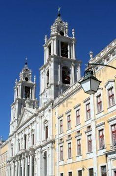 monasterio de Mafra, Portugal, palacio y el convento franciscano