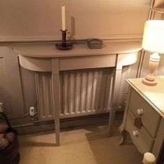 Furniture & Wall Panelling Archives - Scumble Goosie D End Radiator Table (to suit 60 – radiators) Decor, Furniture, Hallway Decorating, Interior, Home, Dado Rail, Home Radiators, House Interior, Furniture Making
