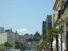 Macchina, Brindisi→Oria, Italia (Luglio)