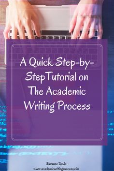 Learn the academic writing proces you need to go through on the path to writing a thoughtful, well-researched piece of academic writing. Academic Essay Writing, Essay Writing Tips, Pre Writing, Writing Words, Writing Workshop, Writing Process, Writing Resources, Writing Skills, Teaching Resources