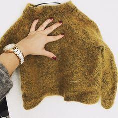 Oversize Pullover versehentlich falsch gewaschen
