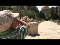 Prophecy Fulfilled! Christian Child Says Jewish Prayer on Temple Mount