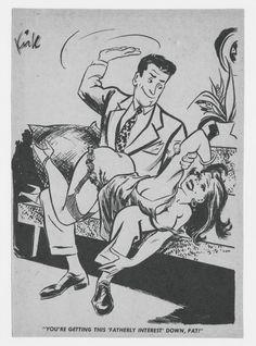 kirk stiles fatherly interest spanking