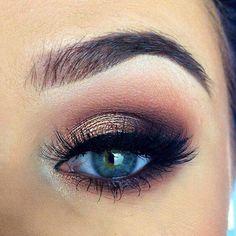 Eyeshadow look