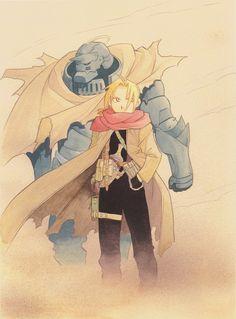 Hiromu Arakawa, BONES, Fullmetal Alchemist, Fullmetal Alchemist Art Book Vol. 2, Alphonse Elric