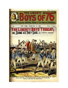The Liberty Boys of 76   Threat or Doing As They Said by Chuck Thompson via slideshare