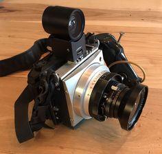 Modified Graflex XL Camera #Graflex