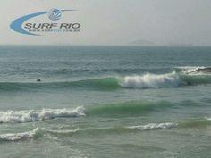 Praia do Diabo às 07:30 hs - Veja o Boletim das Ondas em www.surfrio.com.br