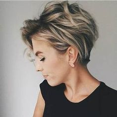New hairstyles for 2018 short hair