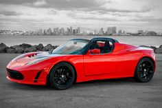 Tesla Roadster 3.0 Upgrade Package Announced
