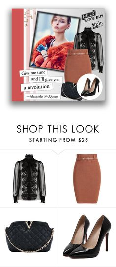 """""""SheIn II-10"""" by shambala-379 ❤ liked on Polyvore featuring Dolce&Gabbana, GUESS, ootd, Sheinside, polyvoreeditorial and shein"""