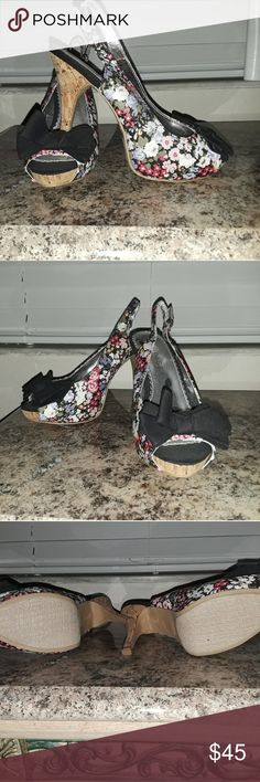 Shoes Brand new and never worn. Rampage Shoes Heels