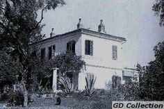 The Snow White Villa..Corfu