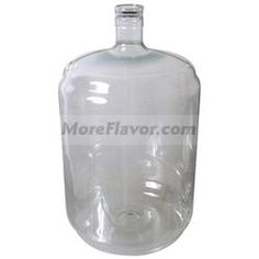 Homebrew Finds: Great Deal - More Beer: 6 Gallon Plastic Carboy - $20.50