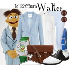 """""""Walter"""" by leslieakay on Polyvore"""
