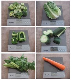 Alkaline Rich Food: What Does 1 Serve of The 7 Most Alkaline Foods LOOK Like?    1. Spinach  2. Kale  3. Cucumber  4. Celery  5. Broccoli  6. Avocado  7. Capsicum/Bell Pepper