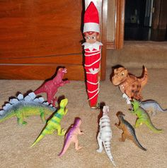 The Christmas Blog 2013: Funny Elf on The Shelf Pictures and Ideas (including a few inappropriate ones!)