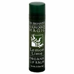 Reviews Dr. Bronner's & Sun Dog's Magic Organic Lip Balm, Lemon Lime, 0.15-Ounce Sticks (Pack of 6) Buy online and save - http://savepromarket.com/reviews-dr-bronners-sun-dogs-magic-organic-lip-balm-lemon-lime-0-15-ounce-sticks-pack-of-6-buy-online-and-save