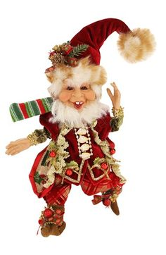 Mark Roberts 'Holly Berry' Small Elf available at #Nordstrom