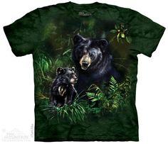 4318 BLACK BEAR & CUB