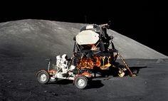 Apollo 17 Eugene Cernan