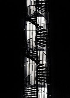 staircase. by bards.portfolio, via Flickr