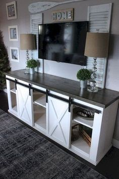 Amazing 60+ Outstanding Rustic Industrial Living Room Design Ideas https://homadein.com/2017/05/17/outstanding-rustic-industrial-living-room-design-ideas/