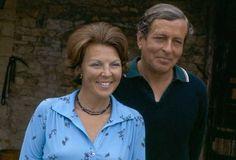 Beatrix  en Claus  in Tavernelle - they look so happy....