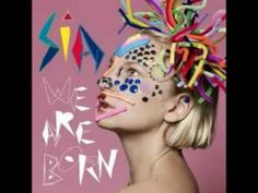 If I could make money from making music & art, I think I would be most like Sia. I love the complex & unique choices she makes with her music & videos. Jazz Music, Her Music, Live Music, Maddie Ziegler, Vinyl Music, Lp Vinyl, Dubstep, Cd Cover, Album Covers